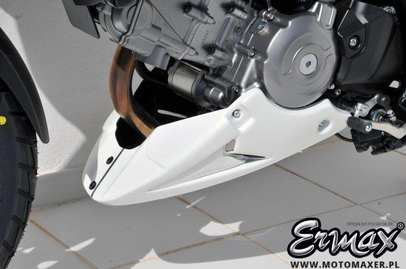 Pług owiewka spoiler silnika ERMAX BELLY PAN 5 kolorów