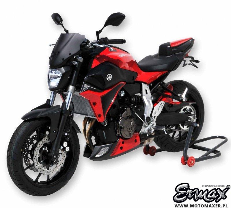 Nakładka na siedzenie ERMAX SEAT COVER Yamaha MT-07 2014 - 2017