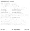 ARMATURA KRAKÓW - bateria umywalkowa NAOS 4812-812-00