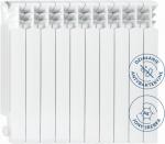ARMATURA KRAKÓW - Grzejnik aluminiowy G 500 F z jonami srebra 789-100-46