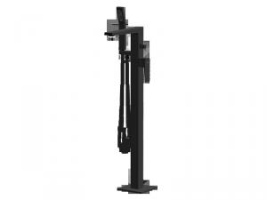 VEDO - bateria SETTE NERO wannowa wolnostojąca VBS7008CZ