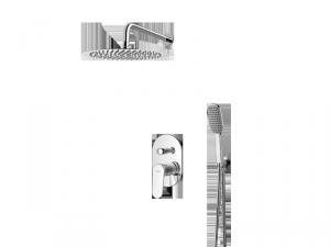 VEDO - Zestaw natryskowy podtynkowy III OTTO VBO8223/20