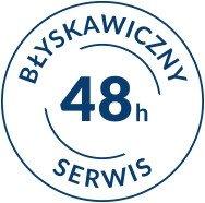 ARMATURA KRAKÓW Bateria bidetowa MOKAIT BLACK/CZARNA z korkiem klik-klak 5537-015-81 NOWOŚĆ