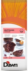 MUFFIN MIX CZEKOLADA DAWN FOODS 3,5 KG