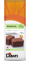BROWNIE MIX DAWN FOODS 3,5 KG