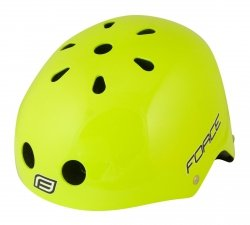 FORCE BMX Kask rowerowy