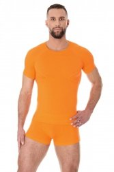 BRUBECK ACTIVE WOOL Koszulka termoaktwyna męska