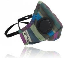 xBREATHE Stripes II Higieniczna Maska Przeciwpyłowa