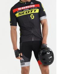 ODLO SCOTT SRAM Komplet rowerowy Spodenki i Koszulka