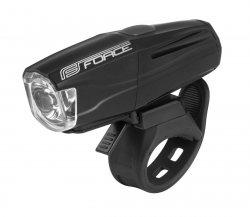 FORCE SHARK-500 Przednia lampka rowerowa mini USB