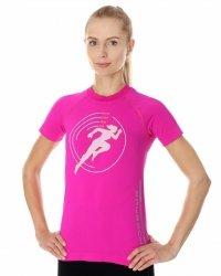 BRUBECK RUNNING AIR PRO koszulka sportowa damska
