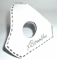 xBREATHE Filtr z węglem aktywnym Antysmogowy PM 2.5, PM10