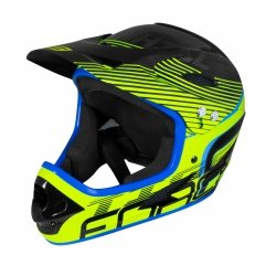FORCE TIGER DOWNHILL Kask rowerowy