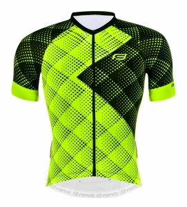 FORCE VISION koszulka rowerowa
