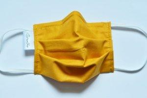 xBREATHE HONEY Maska Wielorazowa Premium Filtr HEPA 2x