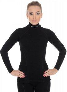 BRUBECK WOOL LS11930 Bluza termoaktywna damska