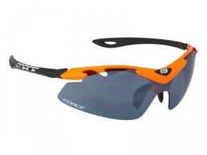 FORCE DUKE Okulary sportowe opływowe