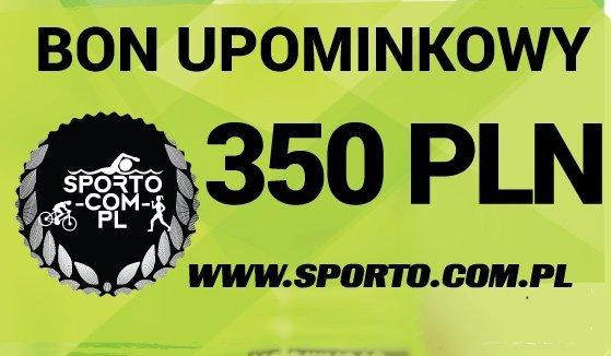 EKSKLUZYWNY BON UPOMINKOWY 350 PLN