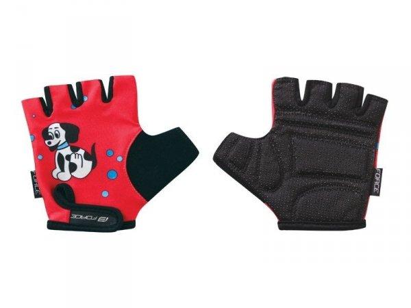 FORCE KID DOG rękawiczki dziecięce