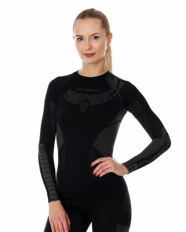 BRUBECK DRY Koszulka termoaktywna damska