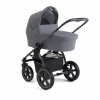 X-Move Azure Grey 2 in 1 SET | Kombi Kinderwagen X-Lander |inkl.Wickeltasche