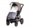X-Move Morning Grey | Buggy/ Kombi Kinderwagen X-Lander | + X-Pad Sitzauflage GRATIS