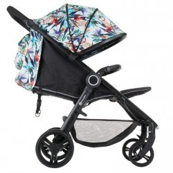 STREET Buggy/ komfortabler Sportwagen / Alu Gestell / Limited Edition | JUNGLE