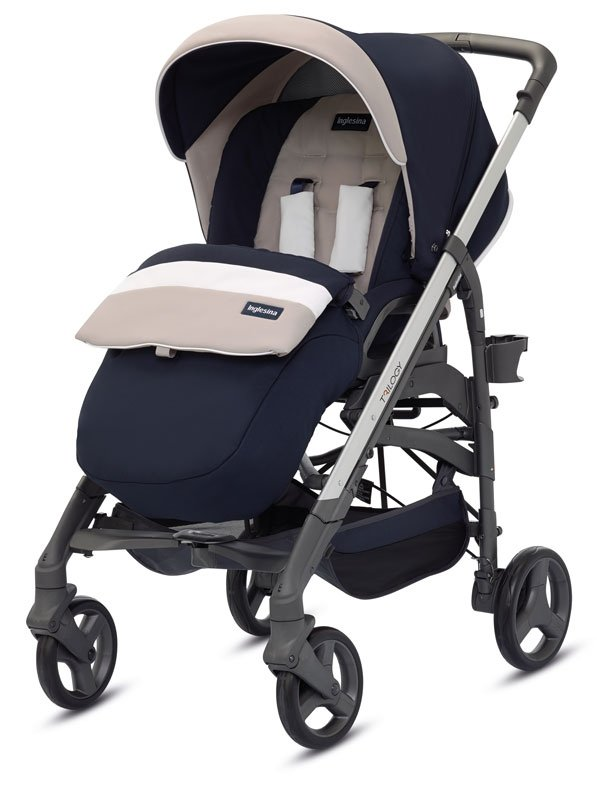 Buggy Inglesina Trilogy, Komplettset,Cookie