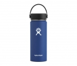 Kubek termos Hydro Flask Wide Mouth With Flex Cap 532 ml (cobalt) vsco