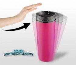 Kubek termiczny STILL 450 ml (różowy)
