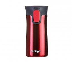 Kubek termiczny CONTIGO Pinnacle 300 ml (czerwony)