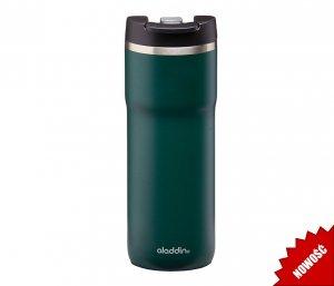 Kubek termiczny Aladdin JAVA Leak-Lock 470 ml (ciemno-zielony)