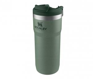 Kubek termiczny Stanley TWIN LOCK 470 ml TRAVEL MUG (zielony)