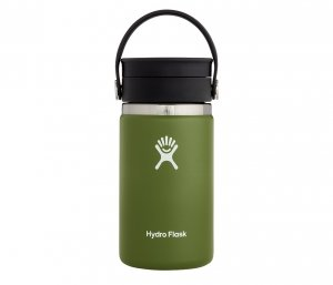 Kubek termiczny Hydro Flask 354 ml Coffee Wide Mouth Flex Sip (olive)