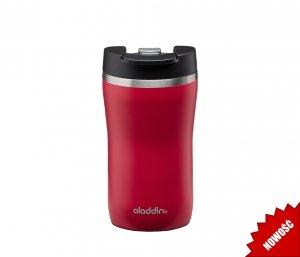 Kubek termiczny Aladdin CAFE Leak-Lock 250 ml (czerwony)