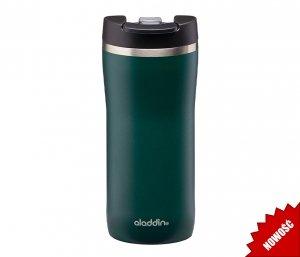 Kubek termiczny Aladdin MOCCA Leak-Lock 350 ml (ciemno-zielony)