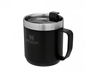 Kubek termiczny kempingowy Stanley Classic Camp Mug 350 ml (czarny)