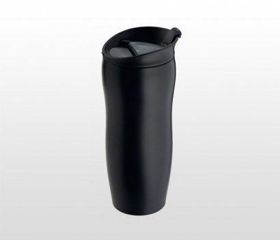 Kubek termiczny 400 ml BLACKY (czarny)
