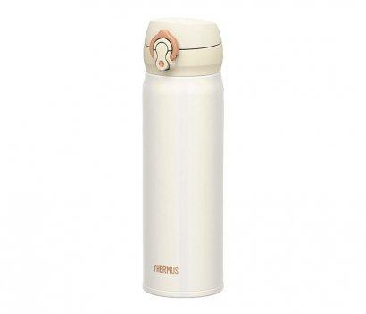 Kubek termiczny mobilny Thermos Motion 500 ml (biały-perłowy)