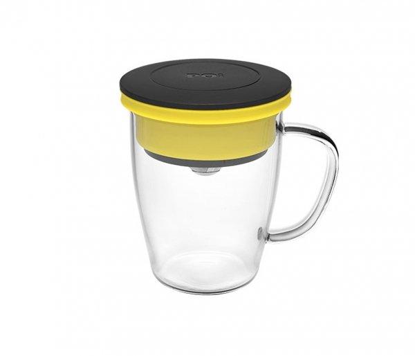 Kubek Duo dripper z zaparzaczem do kawy