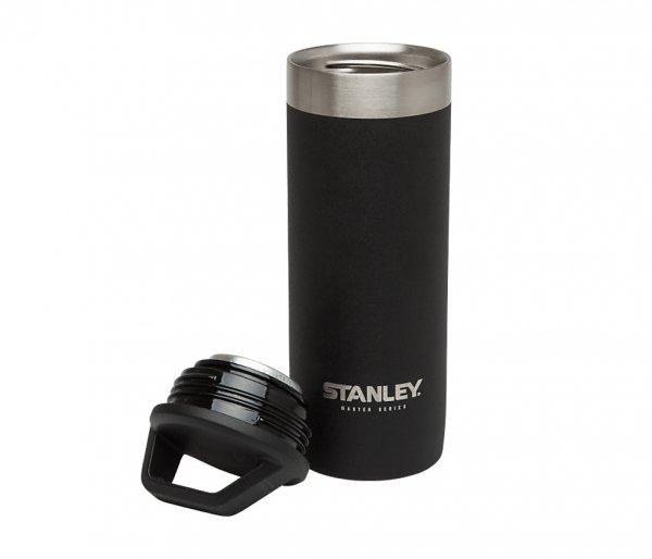 Kubek STANLEY MASTER UNBREAKABLE PACKABLE MUG 530 ml czarny