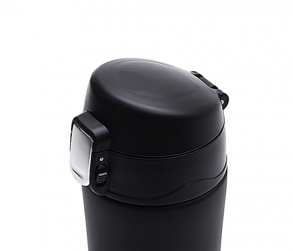 Kubek termiczny OUTER FIT 400 ml czarny