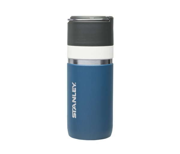 Butelka termiczna GO BOTTLE CERAMIVAC 473 ml STANLEY (niebieski)