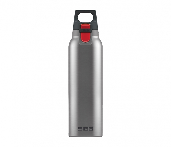 Butelka termiczna SIGG HOT&COLD ONE TOP 500 ml stalowy
