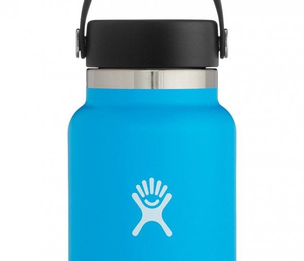 Termos Hydro Flask Wide Mouth 2.0 Flex Cap 1182 ml pacific niebieski