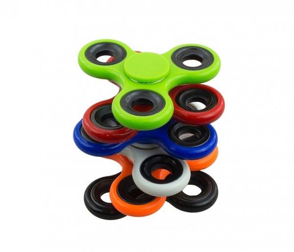 Fidget Spinner TWIST (czarny)