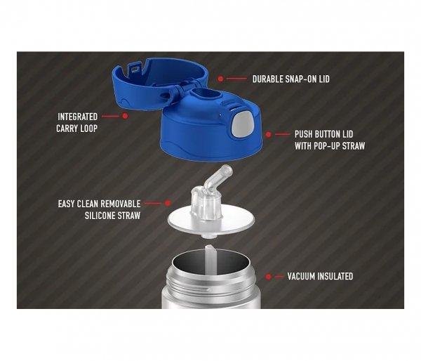 Nakrętka, przykrywka do kubków Thermos FUNtainer 355 ml i 470 ml