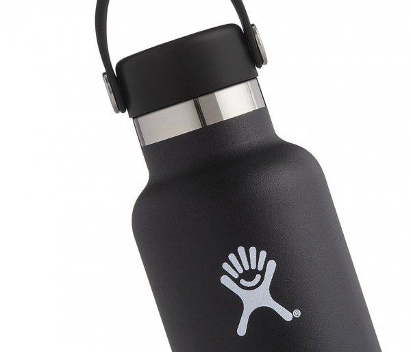 Butelka termiczna Hydro Flask 621 ml Flex Cap czarny vsco