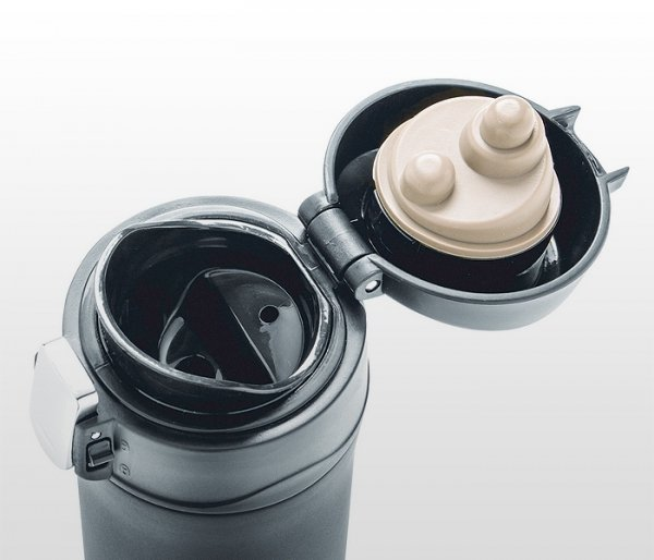 Kubek termiczny OUTER2 mini 310 ml K2 (czarny)