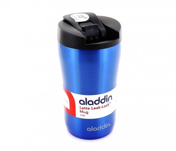 Kubek termiczny Aladdin Latte Leak-Lock 250 ml niebieski